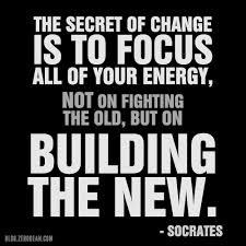 secret of change